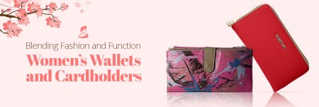 Women's Wallets and Cardholders