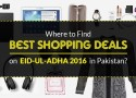 Best Shopping Deals in Pakistan