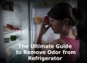 Remove Odor from Refrigerator