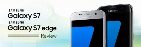 Samsung Galaxy S7 and S7 Edge Reviews
