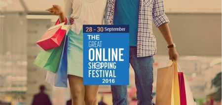 The Great Online Shopping Festival