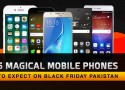 5 Magical Smartphone Deals on Black Friday Pakistan