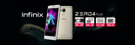 Infinix Zero 4 Plus Featured Image