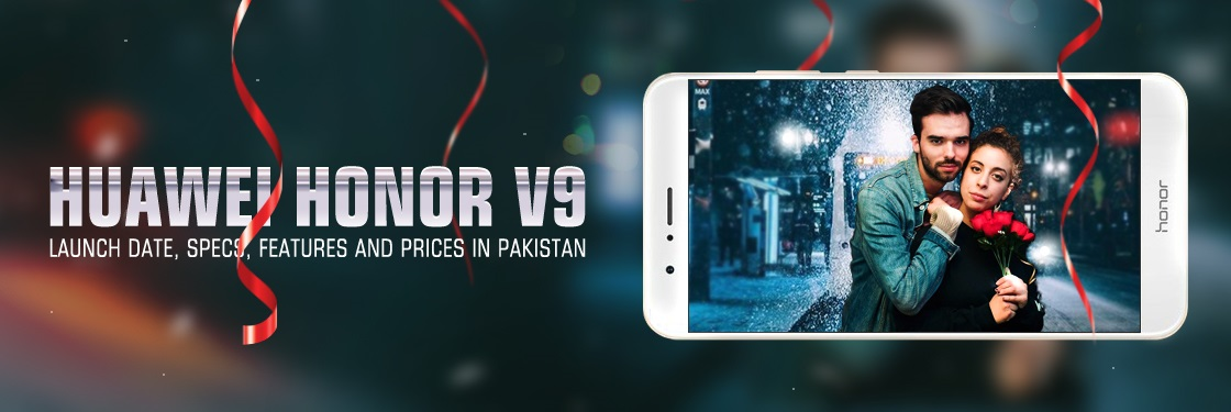 Huawei Honor V9 Prices in Pakistan