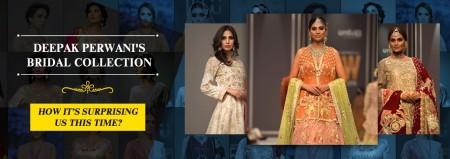 Deepak Perwani Bridal Collection