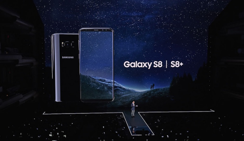Samsung Galaxy S8 and Galaxy S8 Launch Event