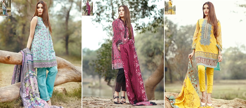 Eden Robe Lawn Collection 2017