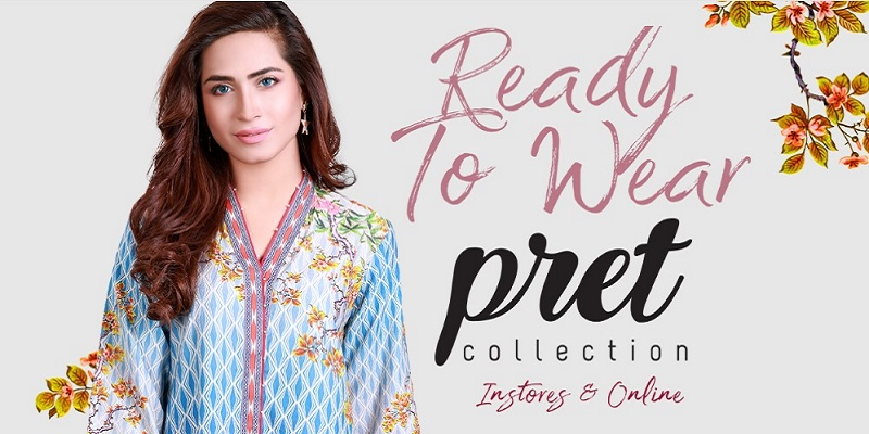 Eden Robe Ready to Wear Pret Collection