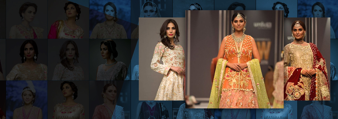 How is Deepak Perwani's Bridal Collection Surprising Us
