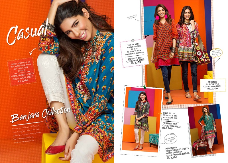 Khaadi Banjara Collection