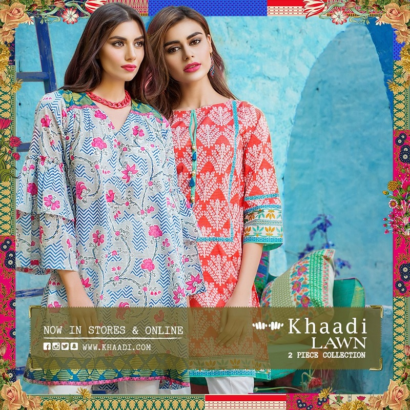 Khaadi Neon Collection