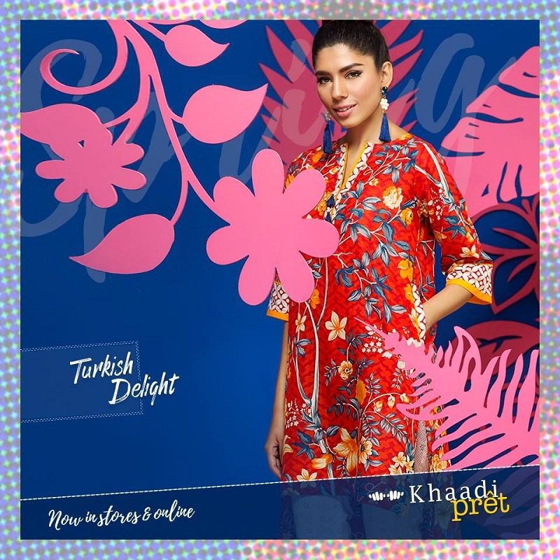 Khaadi Turkish Collection