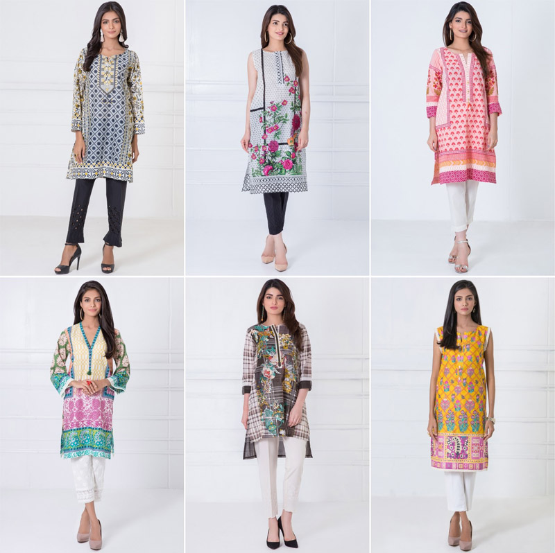 Khadi Kurti Collection 2017