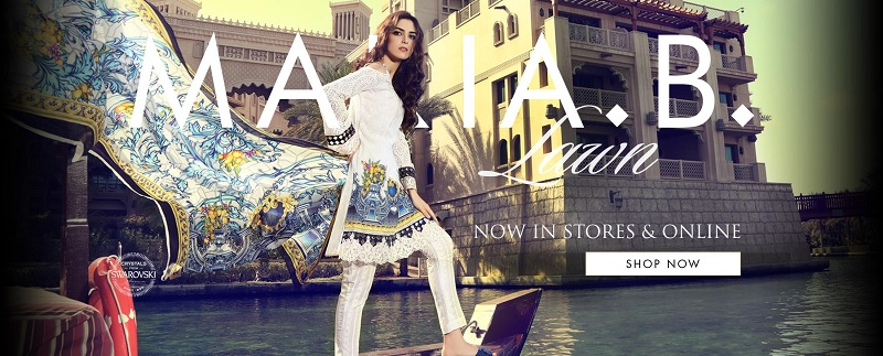 Maria B Online Store