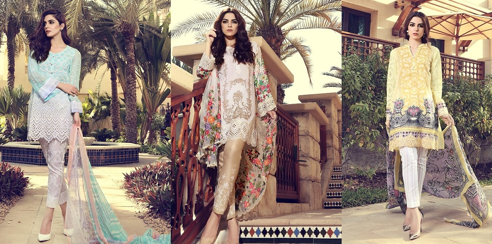 Maria B. Summer Lawn Collection 2017
