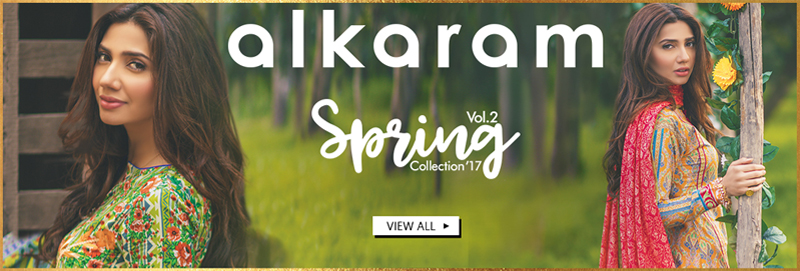 Al Karam Spring Lawn Collection Volume 2