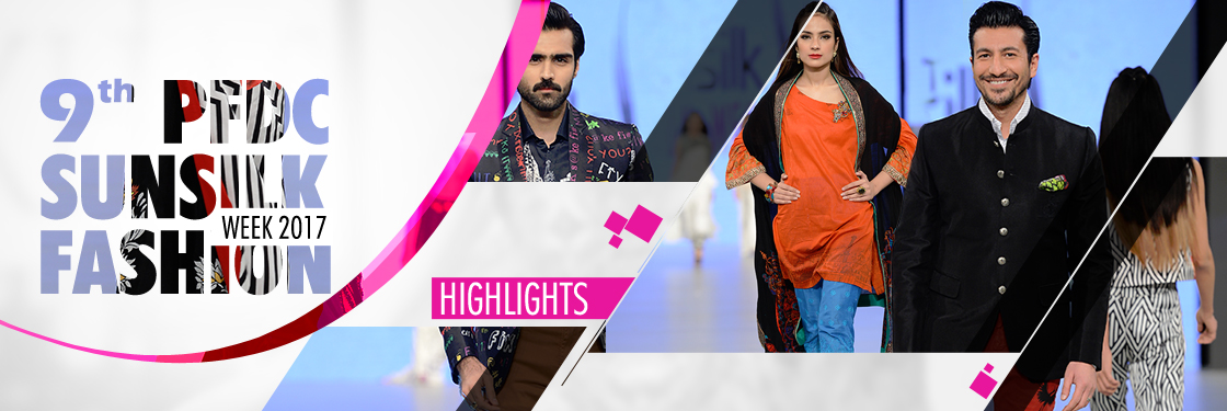 PFDC Sunsilk Fashion Week 2017 Highlights