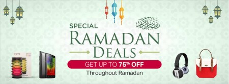 Special Ramadan Deals & Discounts in Ramadan
