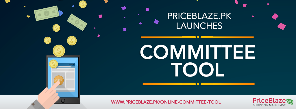 Committee tool launched - priceblazepk - Money saving Pool