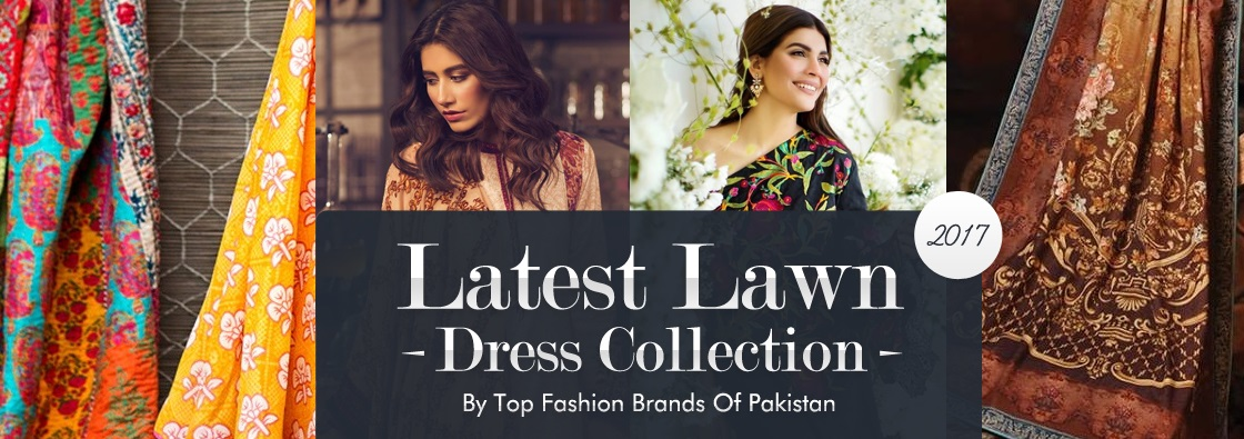 Latest Lawn Dresses