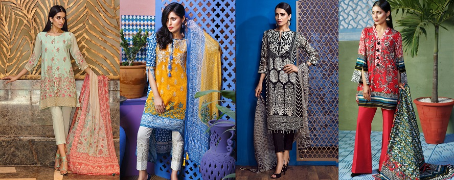 Khaadi Eid Collection 2017