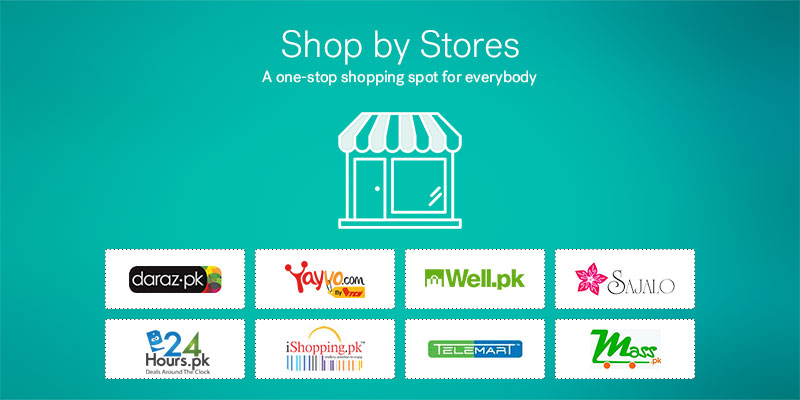 Shop by Stores