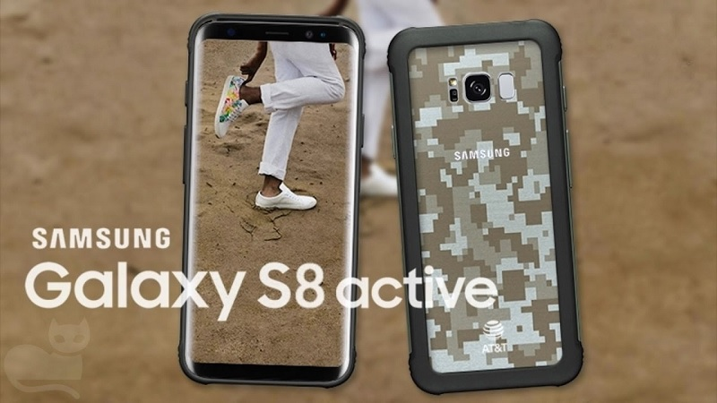 Samsung Galaxy S8 Active Camera 1