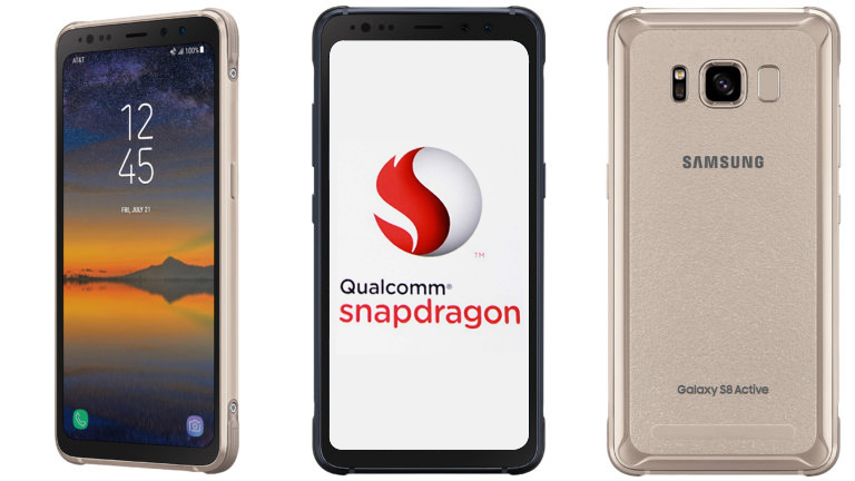 Samsung Galaxy S8 Active SnapDragon