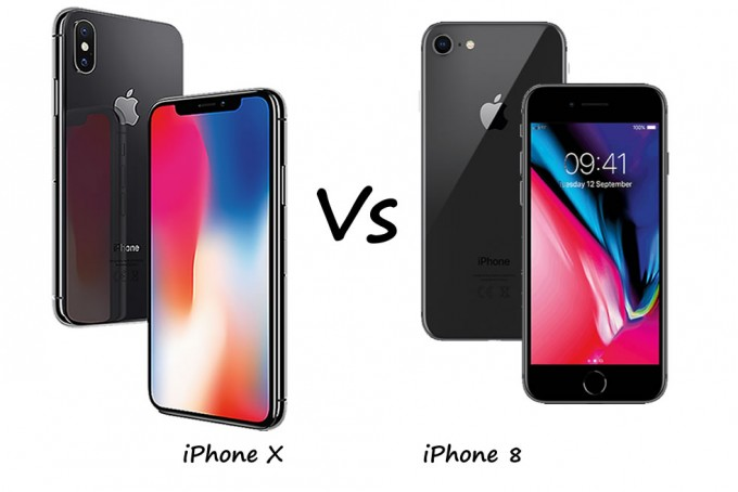 Verdict for iPhone X vs iPhone 8