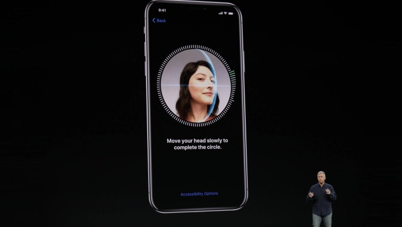 iPhone Face ID Feature